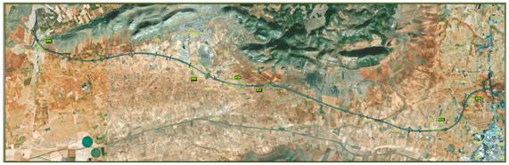 Proyecto: Construcción de la Autovía del IV Centenario