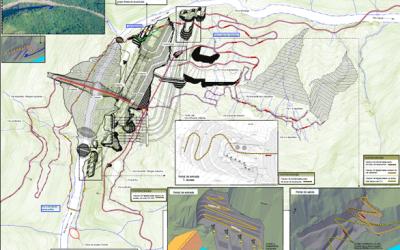 Proyecto: Construcción de los túneles de desviación, del túnel de acceso y las galerías de construcción de la casa de máquinas del proyecto hidroeléctrico Ituango