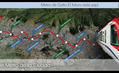 Proyecto: Ejecución de la Primera Línea del Metro de Quito, Fase 2