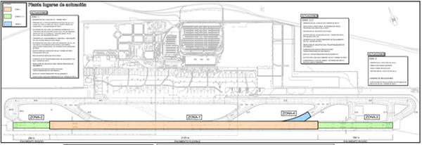 Proyecto: Recrecido de pista en el aeropuerto de Alicante