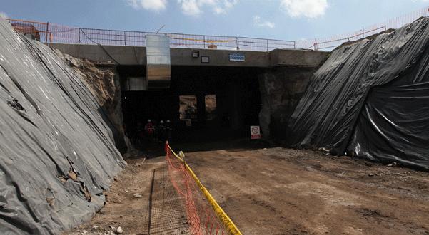 Proyecto: Construcción de la fase 1 de la primera línea del metro de Quito