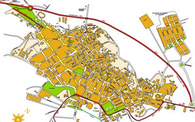 Promoción de 32 viviendas y 8 locales comerciales