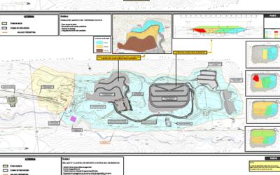 Proyecto: Fase B del Vertedero de HCH de Bailín