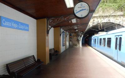 Proyecto de construcción de la obra civil de la línea 3 del ferrocarril del metro de Bilbao
