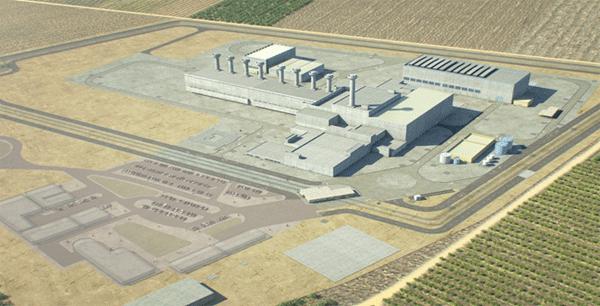Proyecto: Obra civil principal de la instalación nuclear del almacén temporal centralizado (ATC) FASES 0, 1 Y 2