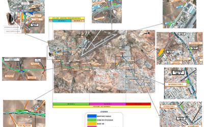 Proyecto: Réalisation des travaux de l'extension de la première ligne du tramway de constantine